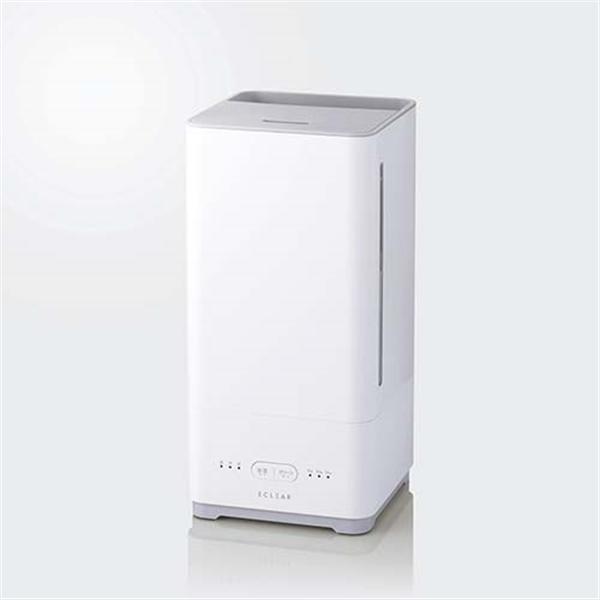 エクリアミスト プロ 大容量タイプ 次亜塩素酸水噴霧器 ホワイト【HCE-HU1906AWH】